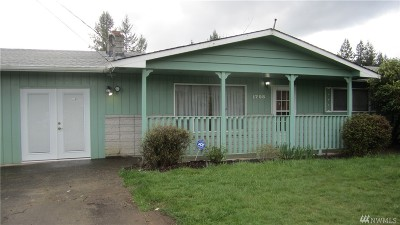 Lacey Single Family Home For Sale: 1705 Magnolia St SE