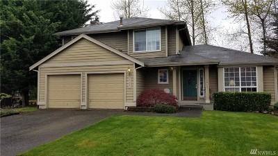 Maple Valley Single Family Home For Sale: 22842 SE 265th Place