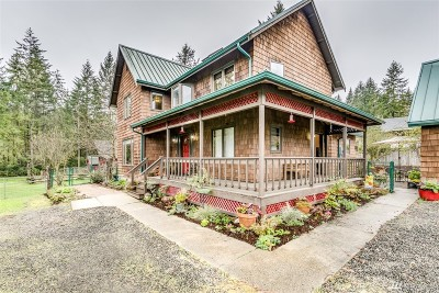 Port Orchard Single Family Home For Sale: 528 SW Cleveland St