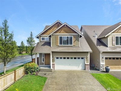 Puyallup Single Family Home For Sale: 11216 181st St Ct E