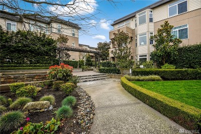 Kirkland Condo/Townhouse For Sale: 122 State St S #E112