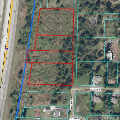 Federal Way Residential Lots & Land For Sale: 31 S 312th St