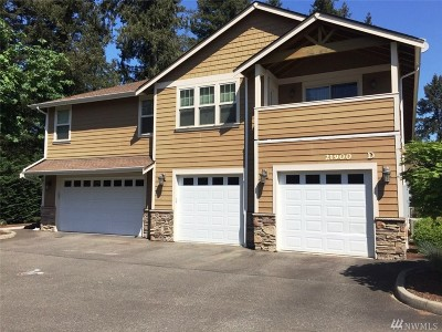 Maple Valley Condo/Townhouse For Sale: 21900 SE 242nd St #D-2