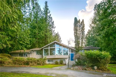 Bellingham Single Family Home For Sale: 1029 Coronado Ave