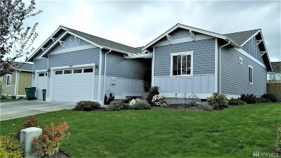 Skagit County Single Family Home Pending Inspection: 3903 W 5th