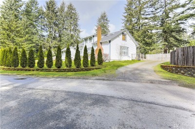 Gig Harbor Single Family Home For Sale: 3220 70th Ave NW