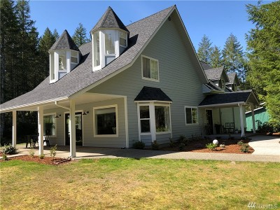 Port Orchard Single Family Home Contingent: 1751 SW Wildwood Rd