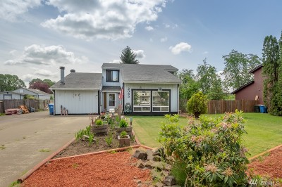Chehalis Single Family Home For Sale: 2065 SW Cordoba Ct