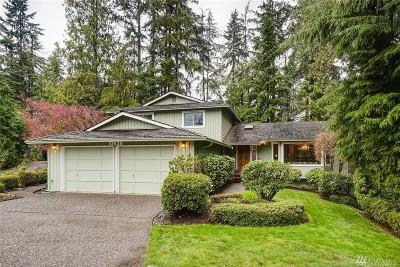 Everett Single Family Home For Sale: 10626 32nd Dr SE