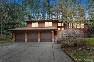 Lynnwood Single Family Home For Sale: 18520 Butternut Rd
