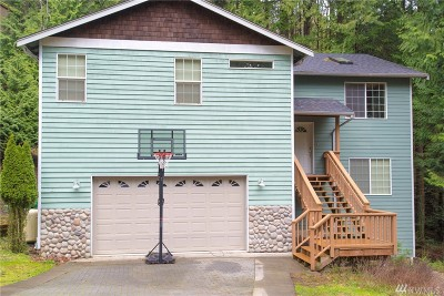 Bellingham Single Family Home For Sale: 31 Sudden Valley Dr