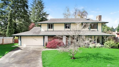 Renton Single Family Home For Sale: 14224 SE 163rd Place