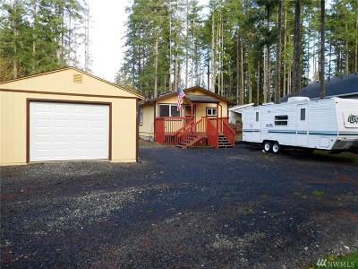 Mason County Single Family Home Pending: 151 E Tenby Wy