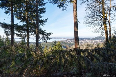 Bellingham Residential Lots & Land For Sale: 1713 Chuckanut Crest Dr
