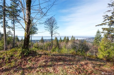 Bellingham Residential Lots & Land For Sale: 1709 Chuckanut Crest Dr