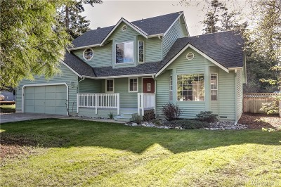 Oak Harbor Single Family Home For Sale: 1857 Cutter Place