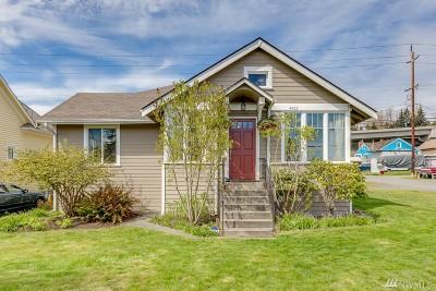 Everett Single Family Home For Sale: 4402 S 3rd Ave