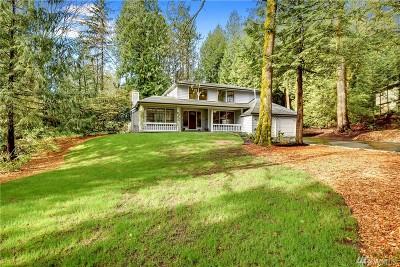 Redmond Single Family Home For Sale: 6825 205th Ave NE