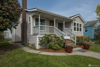 Seattle Single Family Home For Sale: 4025 35th Ave SW