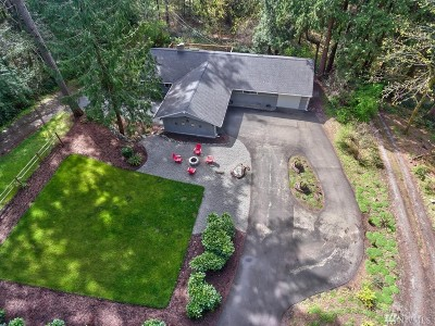 Gig Harbor Single Family Home For Sale: 15102 Sherman Dr NW