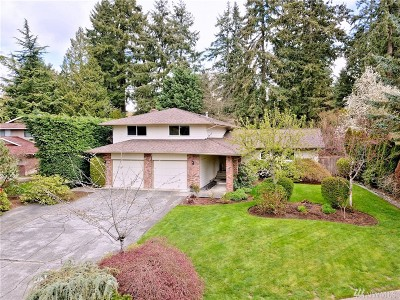 Lake Forest Park Single Family Home For Sale: 4044 NE 204th St