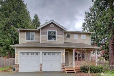 Shoreline Single Family Home For Sale: 1203 NE 168th St