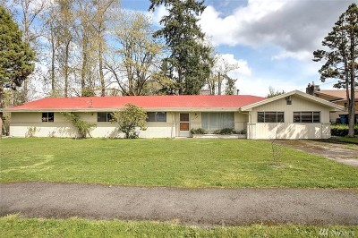 King County Single Family Home For Sale: 21244 116th Ave SE
