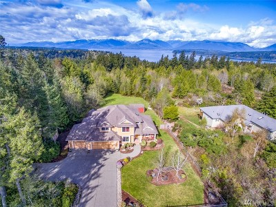 Silverdale Single Family Home For Sale: 6580 NW Anderson Hill Rd