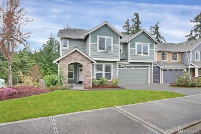 Puyallup Single Family Home For Sale: 4112 22nd St SE