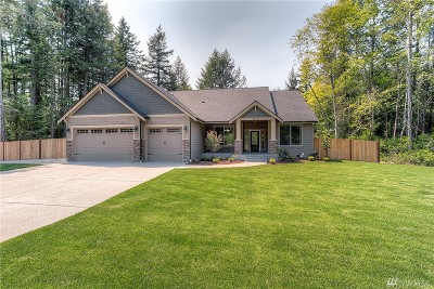 Pierce County Single Family Home For Sale: 3416 38th Ave NW