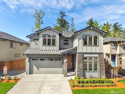 Bonney Lake WA Single Family Home Contingent: $491,072