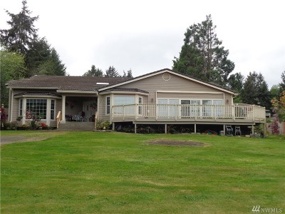 Gig Harbor Single Family Home For Sale: 6102 Reid Dr NW