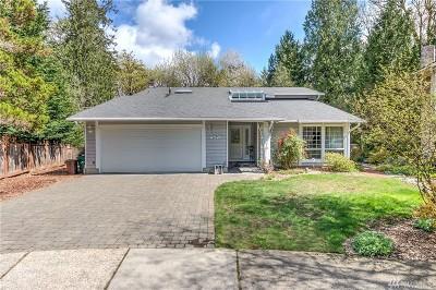 Redmond Single Family Home For Sale: 4528 159th Ave NE