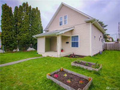 Tacoma Single Family Home For Sale: 763 S 40th St