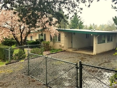 Snohomish Single Family Home For Sale: 7807 176th St SE