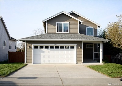 Anacortes Single Family Home Pending Inspection: 1510 34th St