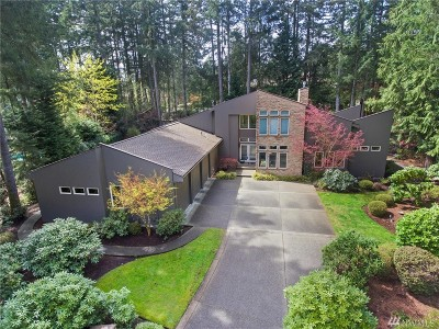 Pierce County Single Family Home For Sale: 4402 125th St Ct NW