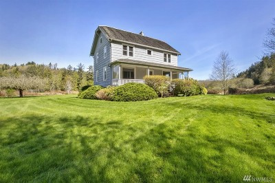 Single Family Home For Sale: 23139 Big Valley Rd NE