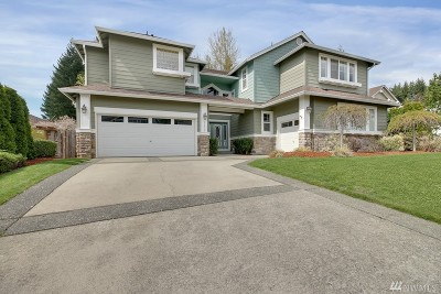 Maple Valley Single Family Home For Sale: 24830 SE 278th St