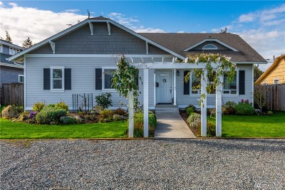 Anacortes Single Family Home For Sale: 1805 11th. St