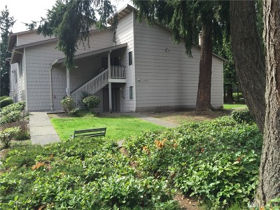 King County Condo/Townhouse For Sale: 33031 18th Ave S #D206