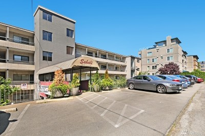 Seattle Condo/Townhouse For Sale: 400 Melrose Ave E #303