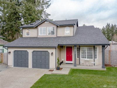 Graham WA Single Family Home For Sale: $375,000