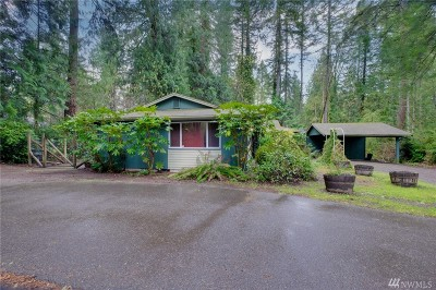 Gig Harbor Multi Family Home For Sale: 8318 94th St NW