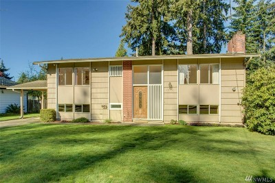Bellevue Single Family Home For Sale: 1811 147th Place SE