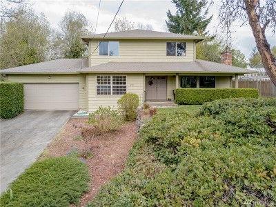 Tacoma Single Family Home For Sale: 4935 Harbor View Dr NE