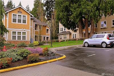 Redmond Condo/Townhouse For Sale: 8535 Avondale Rd NE #A103