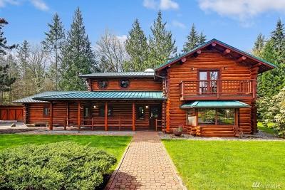 Carnation Single Family Home For Sale: 33705 NE 60th St