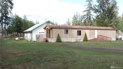 Single Family Home For Sale: 181 E Little Bear Lane
