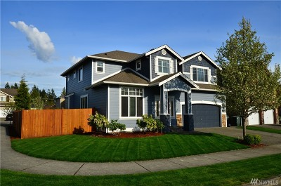 Lake Stevens Single Family Home Contingent: 3145 112th Ave NE